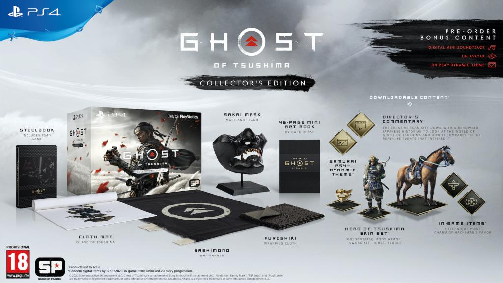 Ghost of Tsushima Collector_1