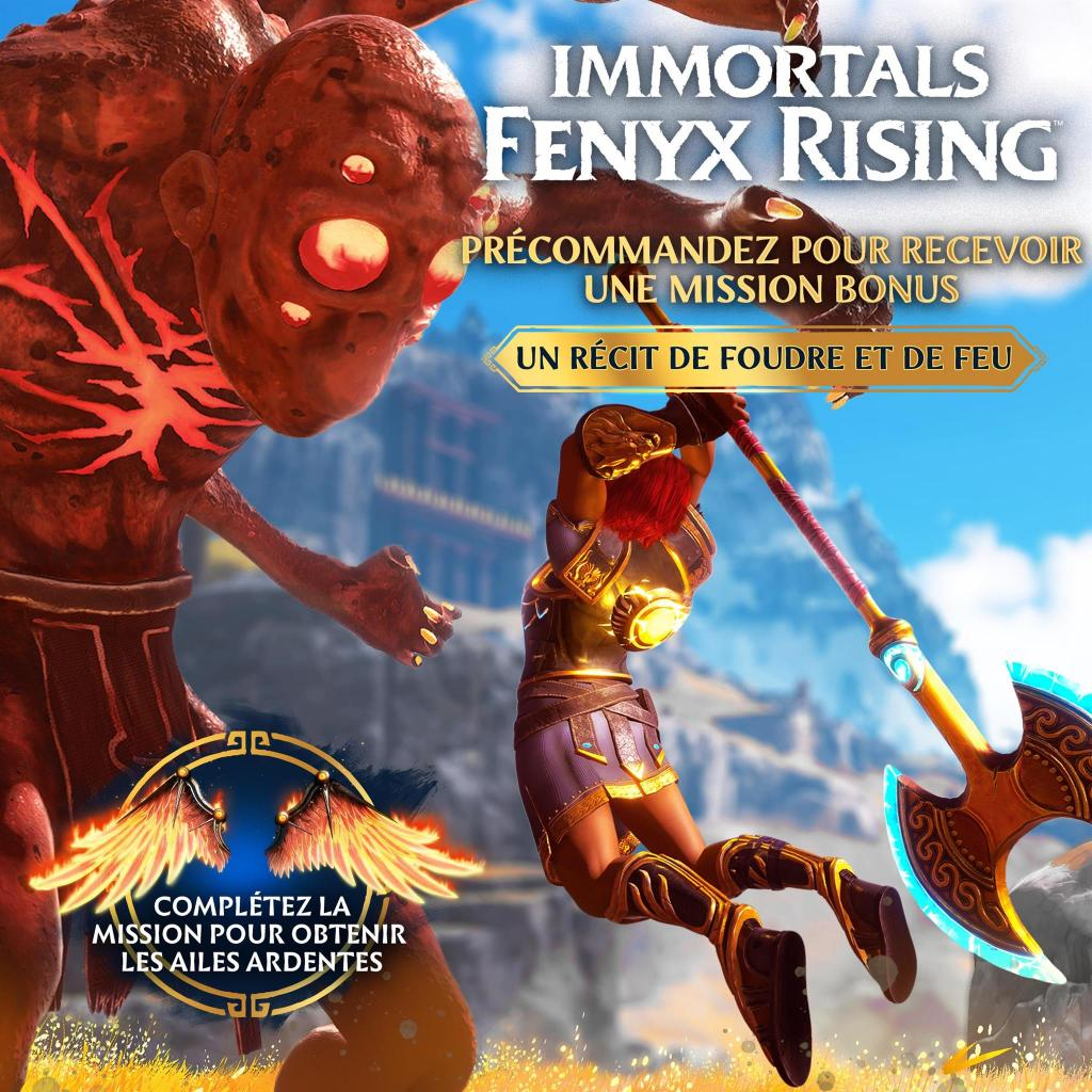 Immortals Fenyx Rising - UPGRADE PS5 free_2