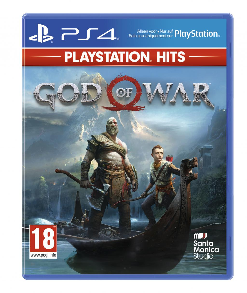 God of War HITS (PS4 Only)_1