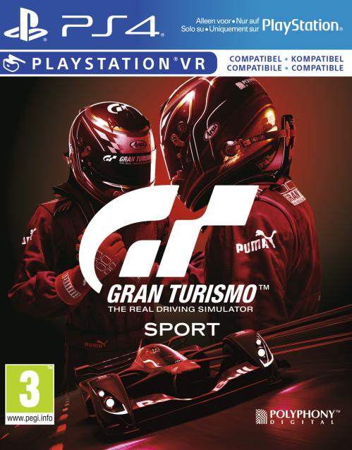 GT Sport  GOTY (PS4 Only)