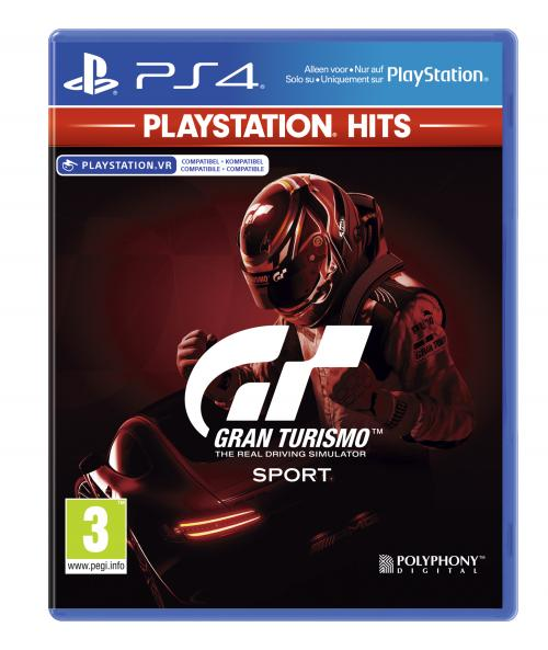 GT Sport  HITS (PS4 Only)