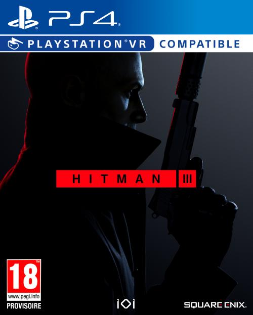 Hitman 3 - PS5 upgrade included