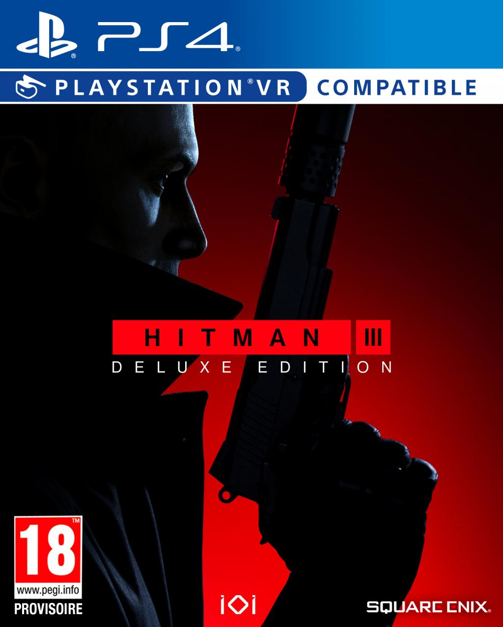 Hitman 3 Deluxe Edition- PS5 upgrade included_1