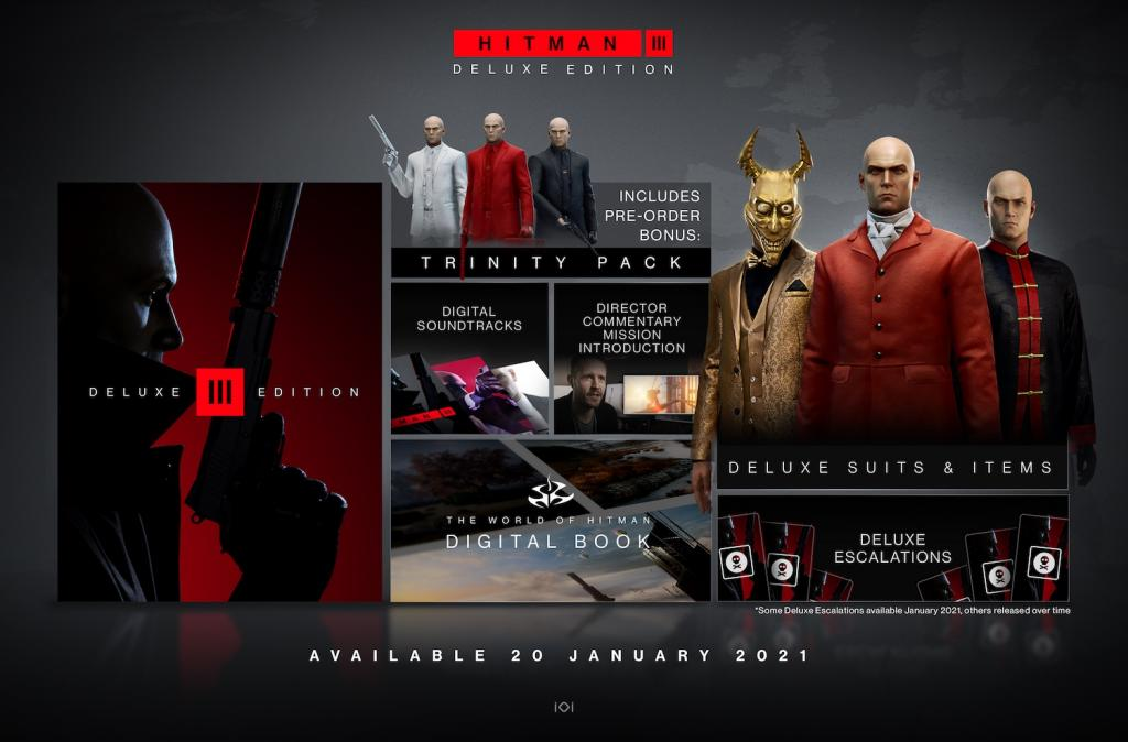Hitman 3 Deluxe Edition- PS5 upgrade included_2