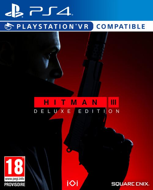Hitman 3 Deluxe Edition- PS5 upgrade included