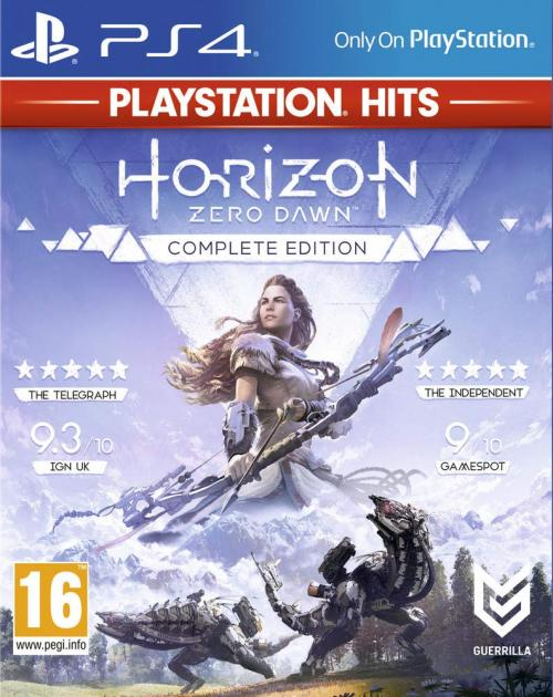 Horizon Zero Dawn HITS (PS4 Only)