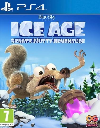 Ice Age : Scrat's Nutty Adventure