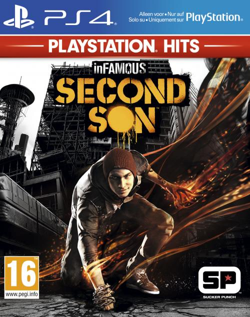Infamous Second Son HITS (PS4 Only)
