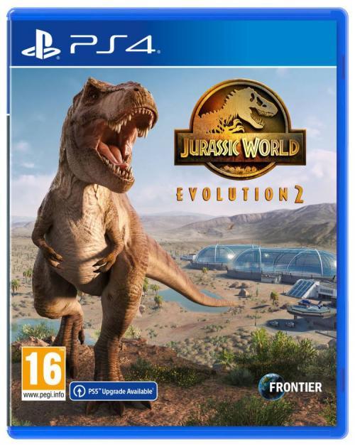 Jurassic World Evolution 2 - Upgrade PS5