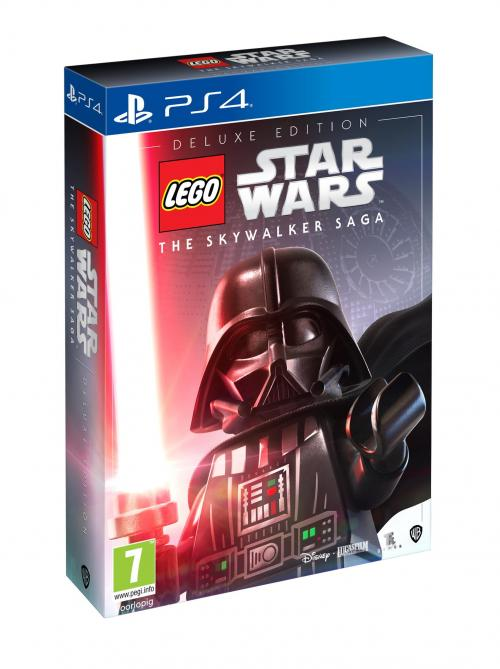 LEGO Star Wars : The Skywalker Saga Deluxe