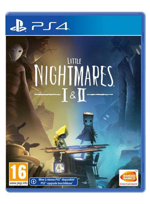 Little Nightmares I & II Bundle