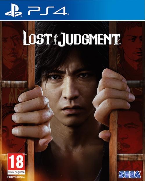 Lost Judgment - JPN UK (voice) - E F I G S (text)