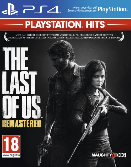 The Last of Us REMASTERED  HITS (PS4 Only)