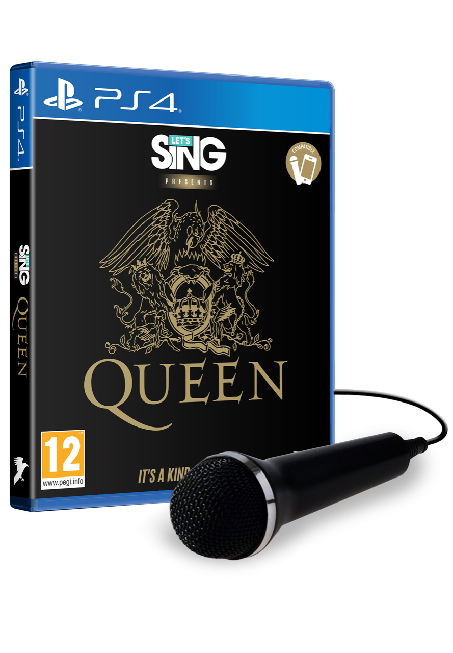 Lets Sing Queen + Micro_1
