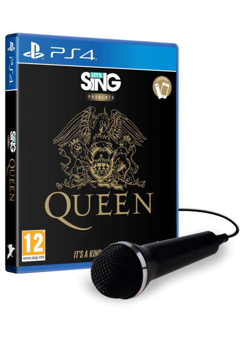 Lets Sing Queen + Micro