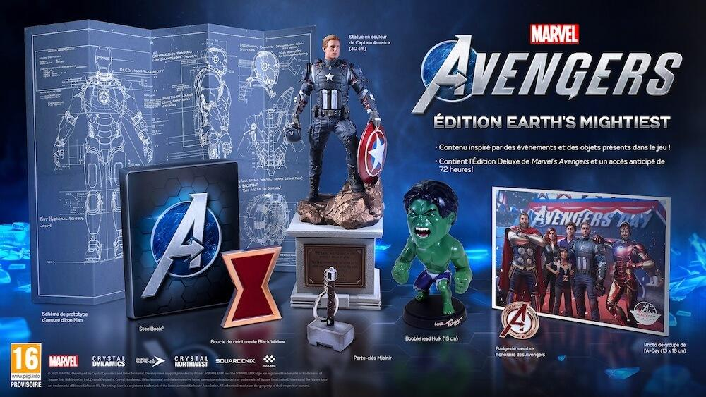 Marvel's Avengers Earth's Mightiest Edition_1