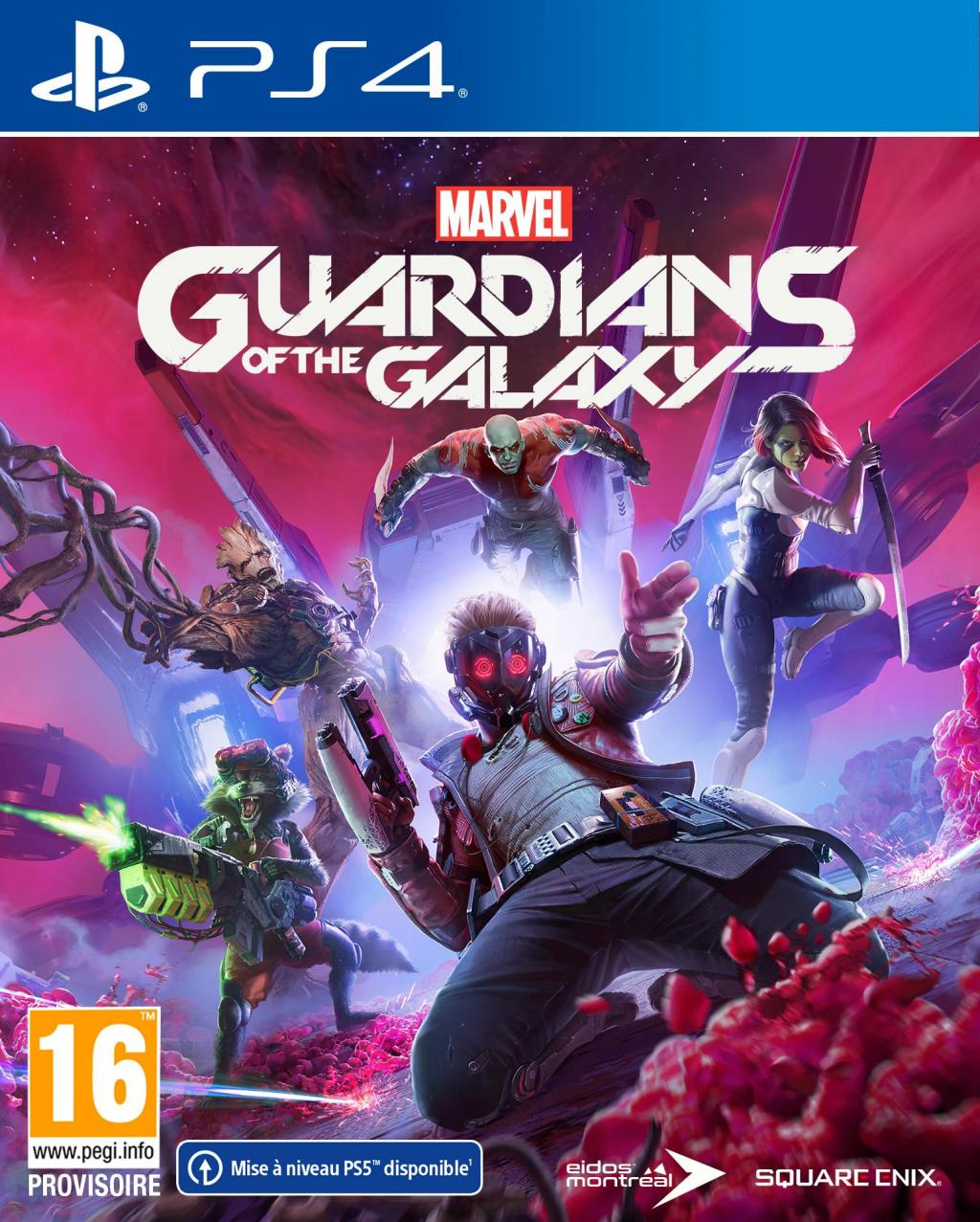 Marvel's Guardian of The Galaxy - Upgrade PS5 inclus_1