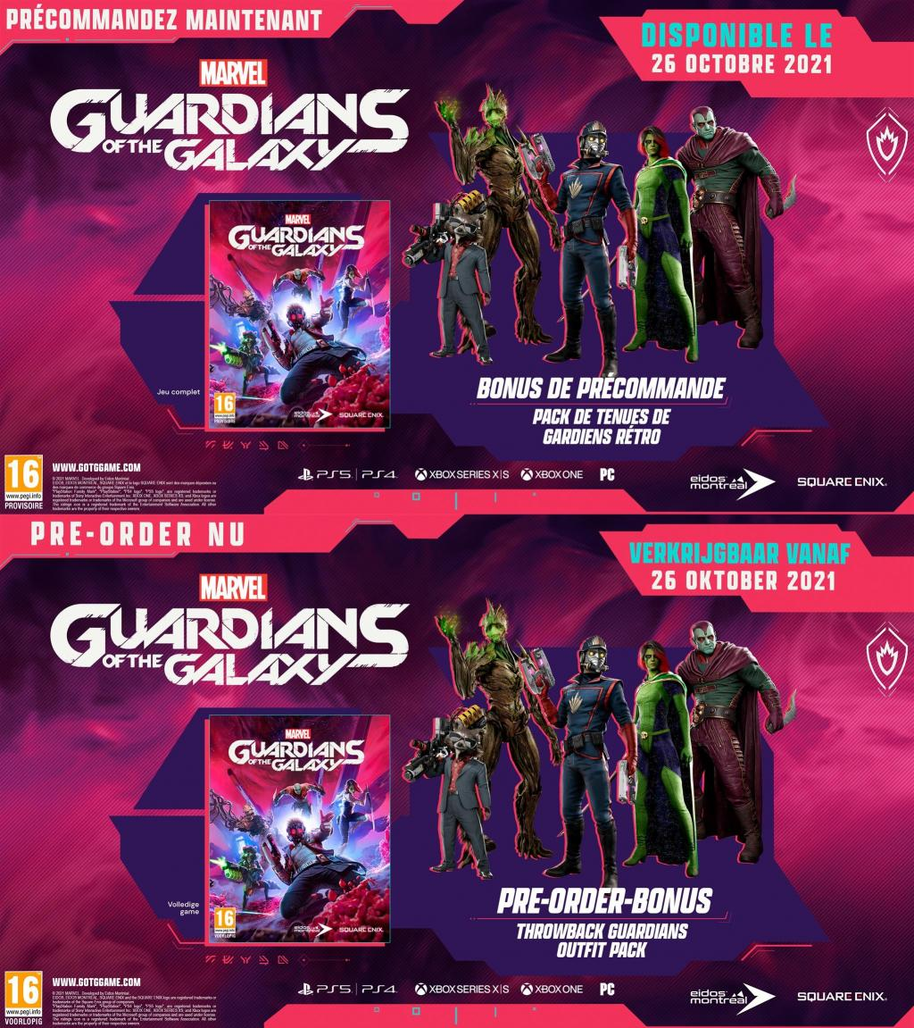 Marvel's Guardian of The Galaxy - Upgrade PS5 inclus_2