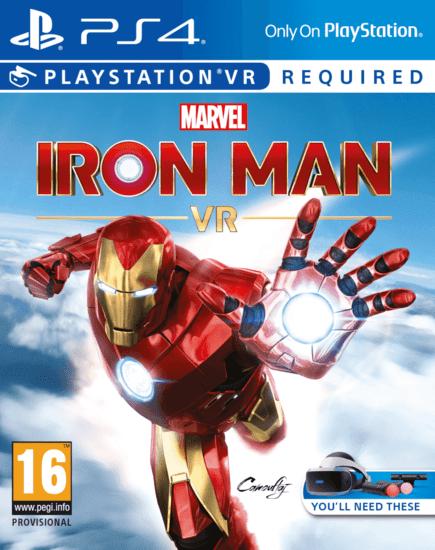 Marvel's Iron Man (Playstation VR )_1