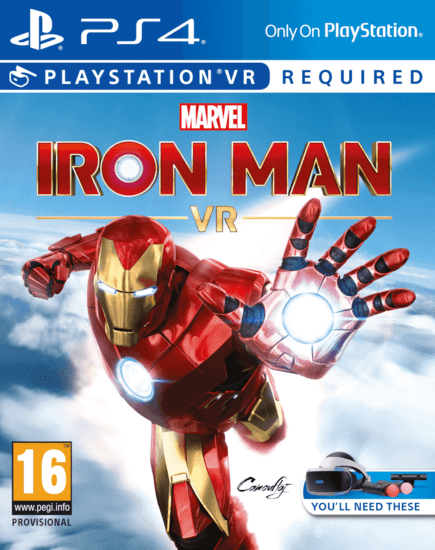 Marvel's Iron Man (Playstation VR )