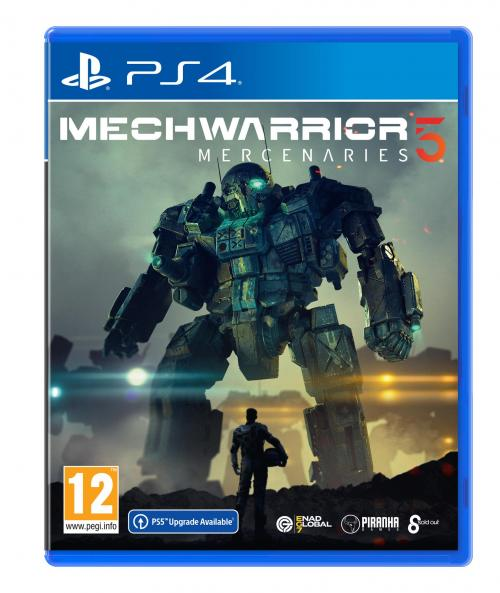 MechWarrior 5 - Mercenaries (BOX UK)