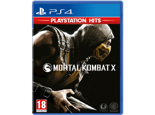 Mortal Kombat X HITS