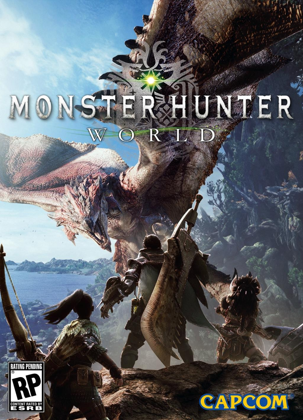 Monster Hunter World HITS_1