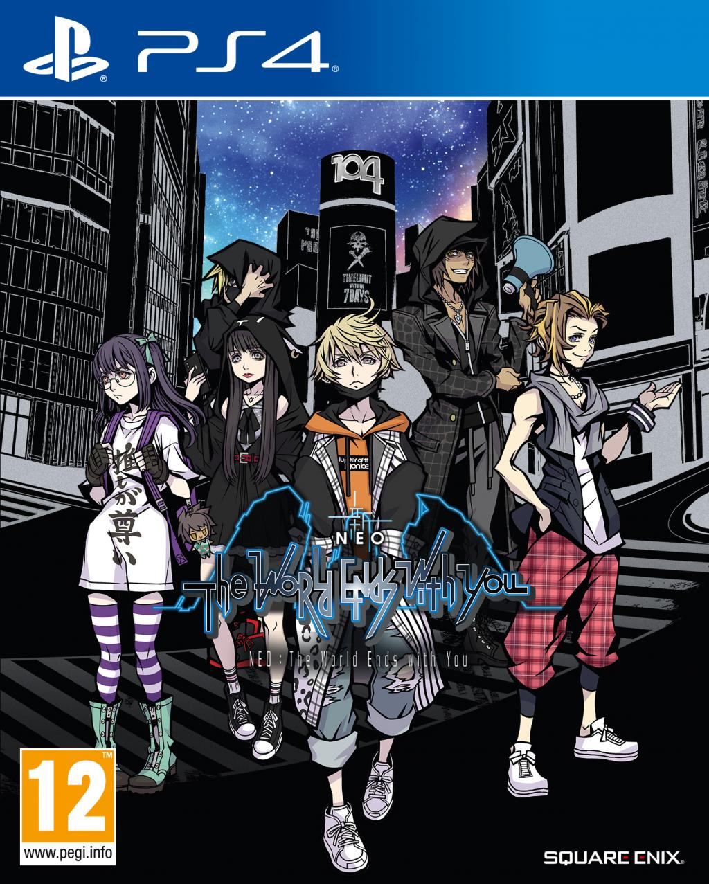 Neo : The World Ends With You_1
