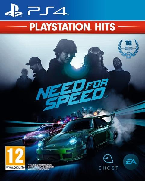 Need for Speed HITS