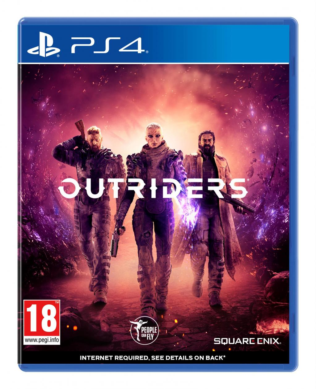 Outriders + PS5 Upgrade_1