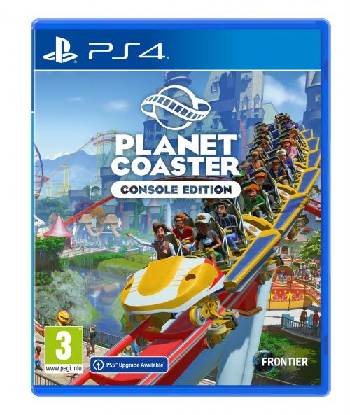 Planet Coaster - Console Edition - Next-gen Upgrade available