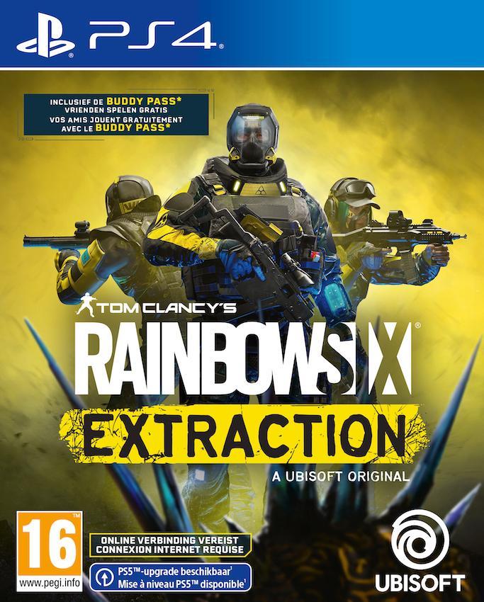 Rainbow Six Extraction  - UPGRADE PS5 free_1