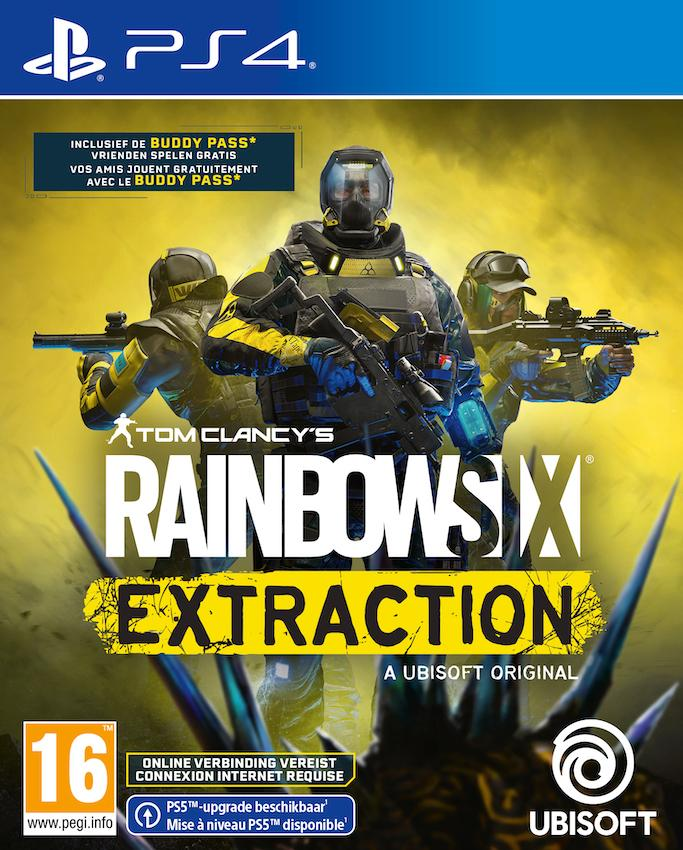 Rainbow Six Extraction  - UPGRADE PS5 free_3
