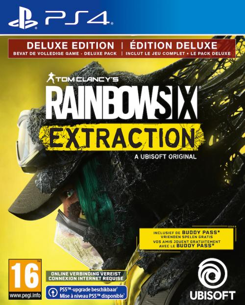 Rainbow Six Extraction Deluxe Edition  - UPGRADE PS5 free