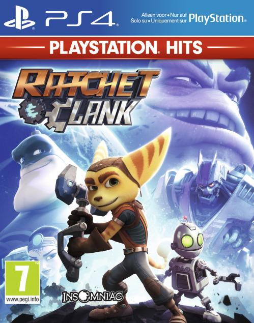 Ratchet and Clank HITS (PS4 Only)