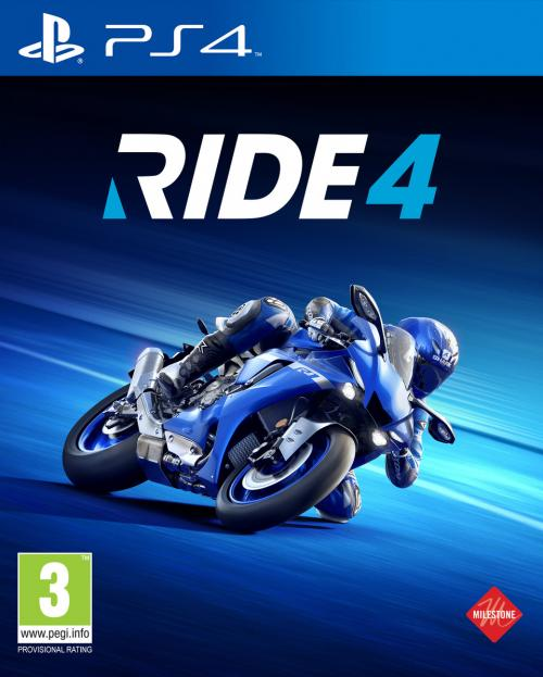 RIDE 4  - UPGRADE PS5 free