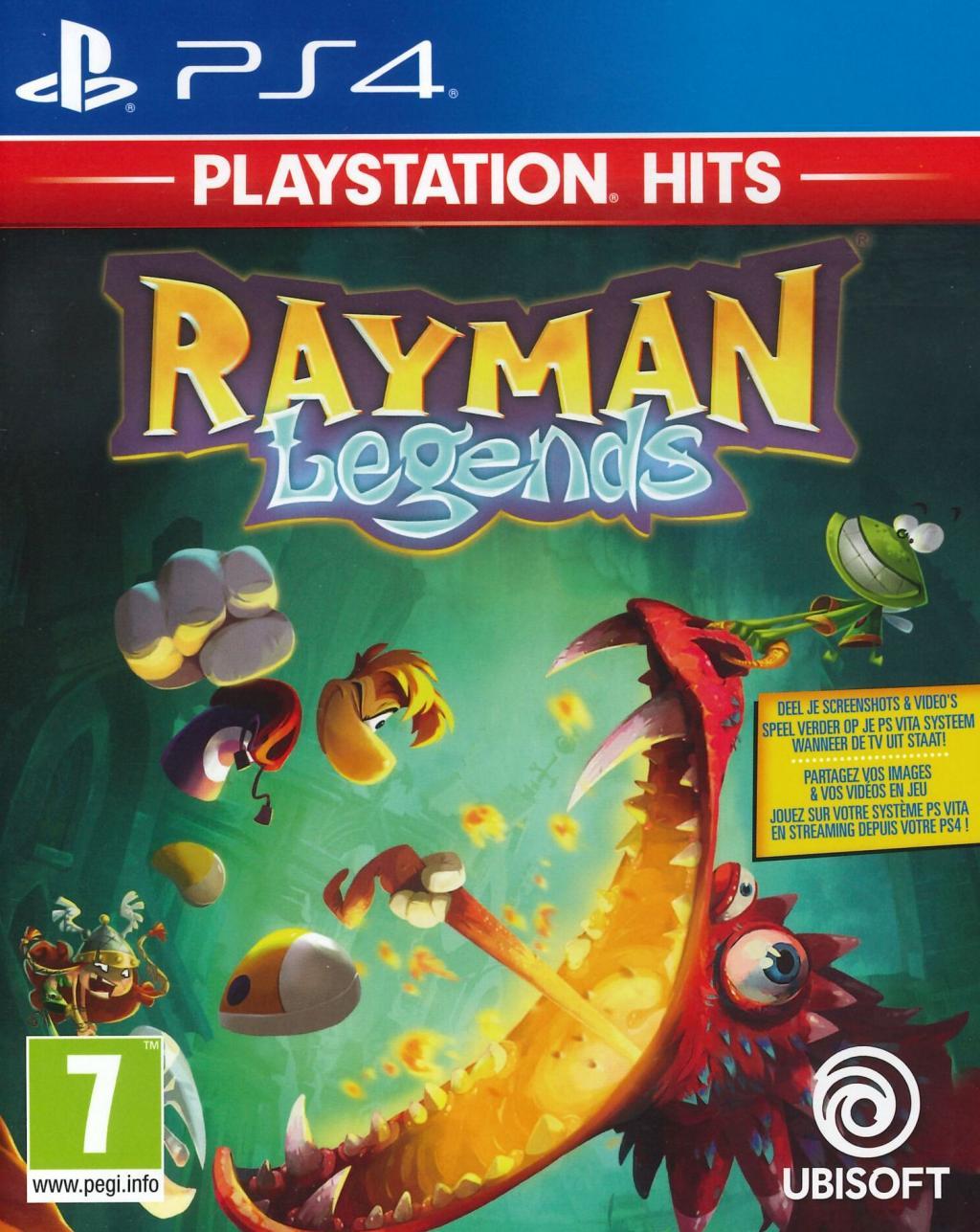 Rayman Legends HITS_1