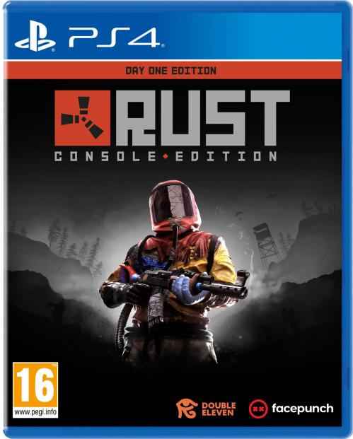 RUST - Day One Edition (incl. Future Weapons & Tools DLC) (BOX UK)