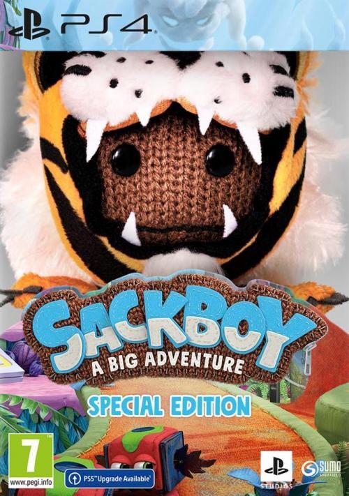 Sackboy A Big Adventure - Limited Edition
