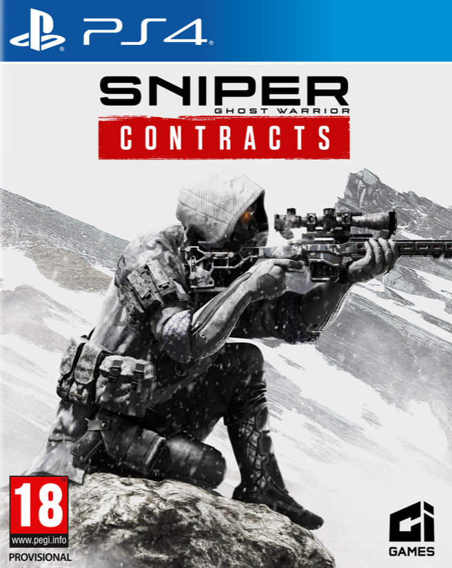 Sniper Ghost Warrior - Contracts