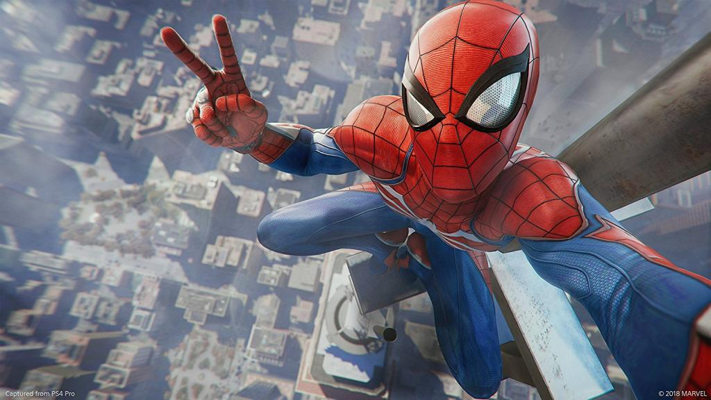 Spiderman (PS4 Only)_4
