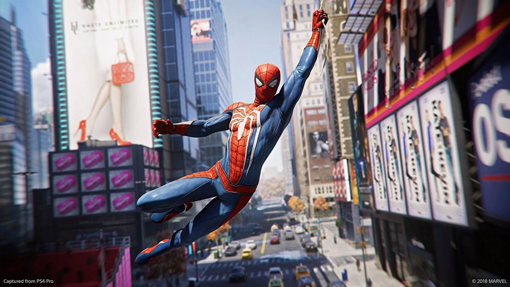 Spiderman (PS4 Only)_6