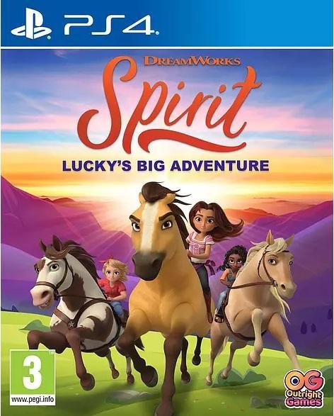 Spirit : Lucky's Big Adventure