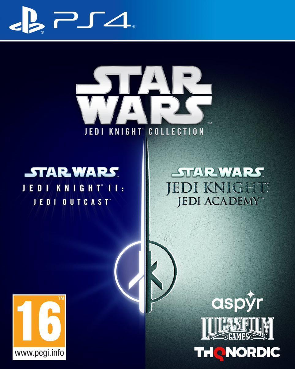 STAR WARS Jedi Knight Collection_1