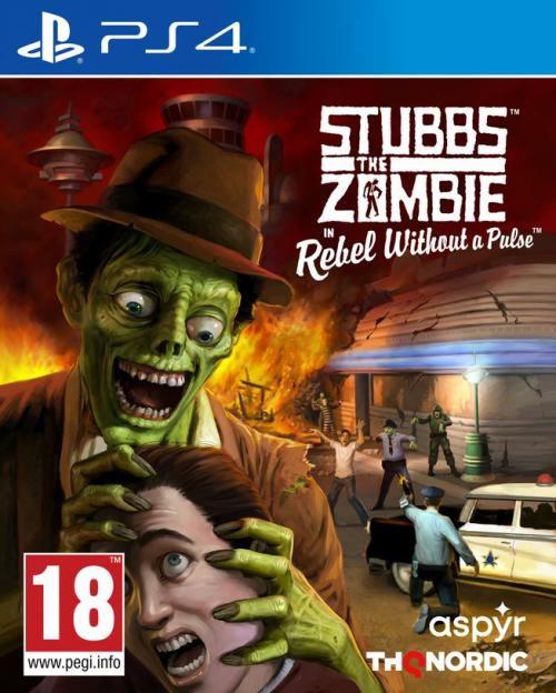 Stubbs the Zombie - Rebel Without a Pulse (BOX UK)