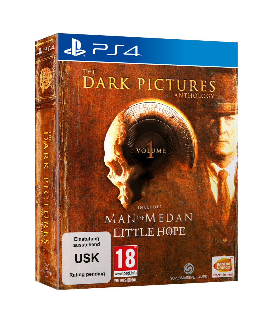 THE DARK PICTURES: Volume 1 includes Man Of Medan + Little Hope_1