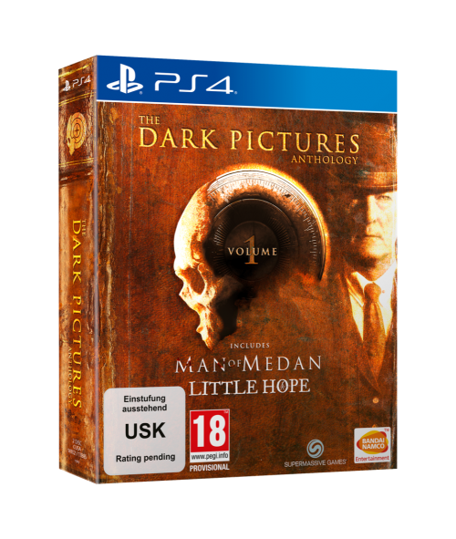 THE DARK PICTURES: Volume 1 includes Man Of Medan + Little Hope