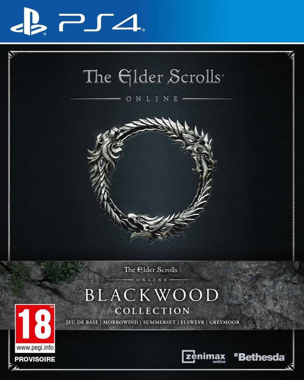 The Elder Scrolls Online : Blackwood Collection_1