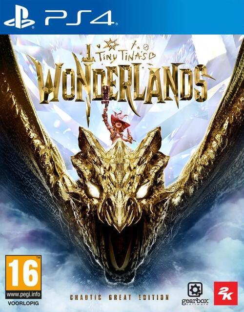 Tiny Tina's Wonderlands - Chaotic Great Edition