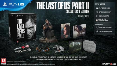 The Last of Us Part II Collector